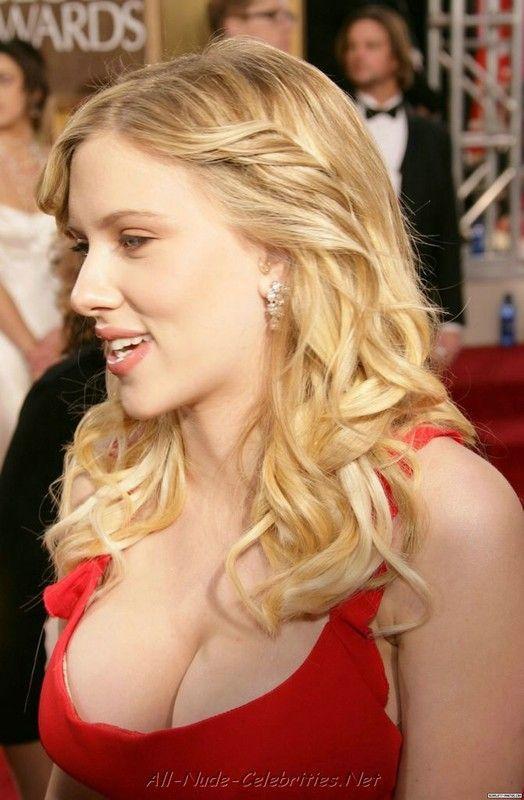 """10 Stars bien """"poumonnées"""" - Scarlett Johansson"""
