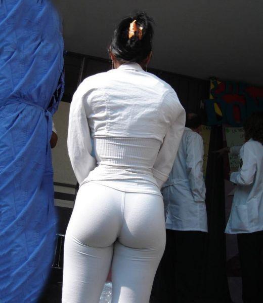 gros cul pantalon
