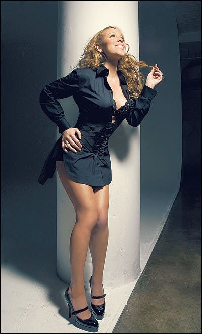 Juste sublime : Mariah Carey