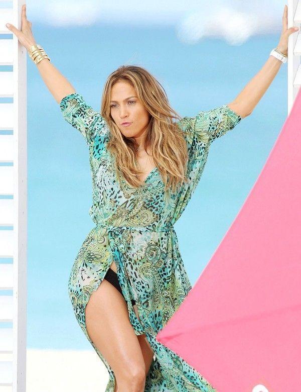 7 Merveilles de la nuit - Jennifer Lopez