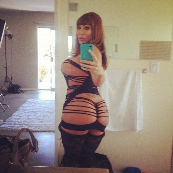 Ava Devine Ass Fell Out 68