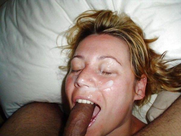 Домашние порно фото семейного минета. . Милые лица девушки со спермой во р