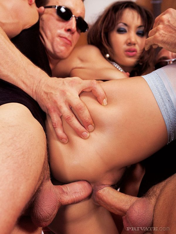 Gangbang anal discussion