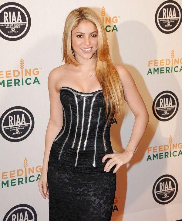 Shakira, splendide bombe à sperme