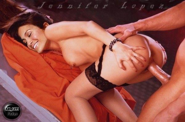 Порно дженнифер лопес