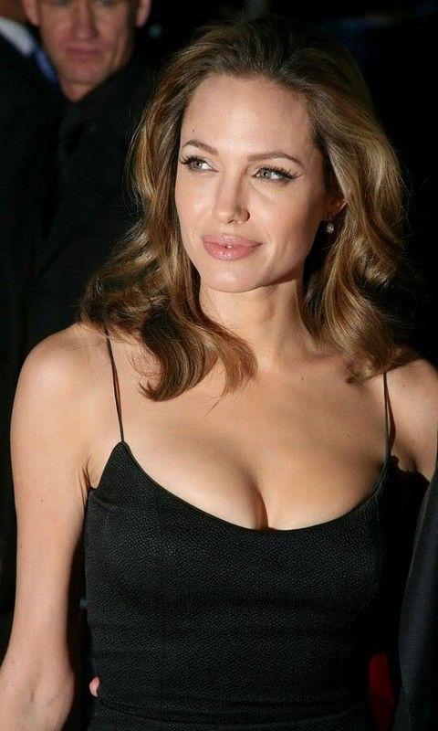 Angelina Jolie Is A Slut 73