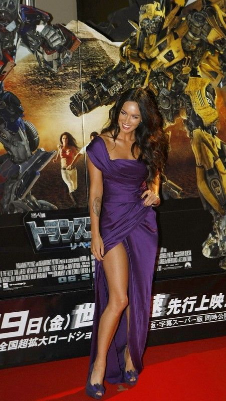 Megan Fox, Transformers 2 premiere a Tokyo (2009)-6