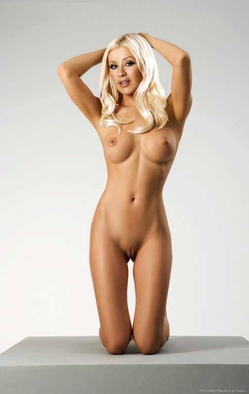 hot nude fakes of christina aguilera