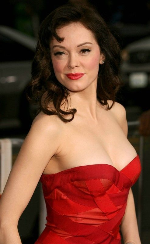 Has got! Rose mcgowan naked images pity, that