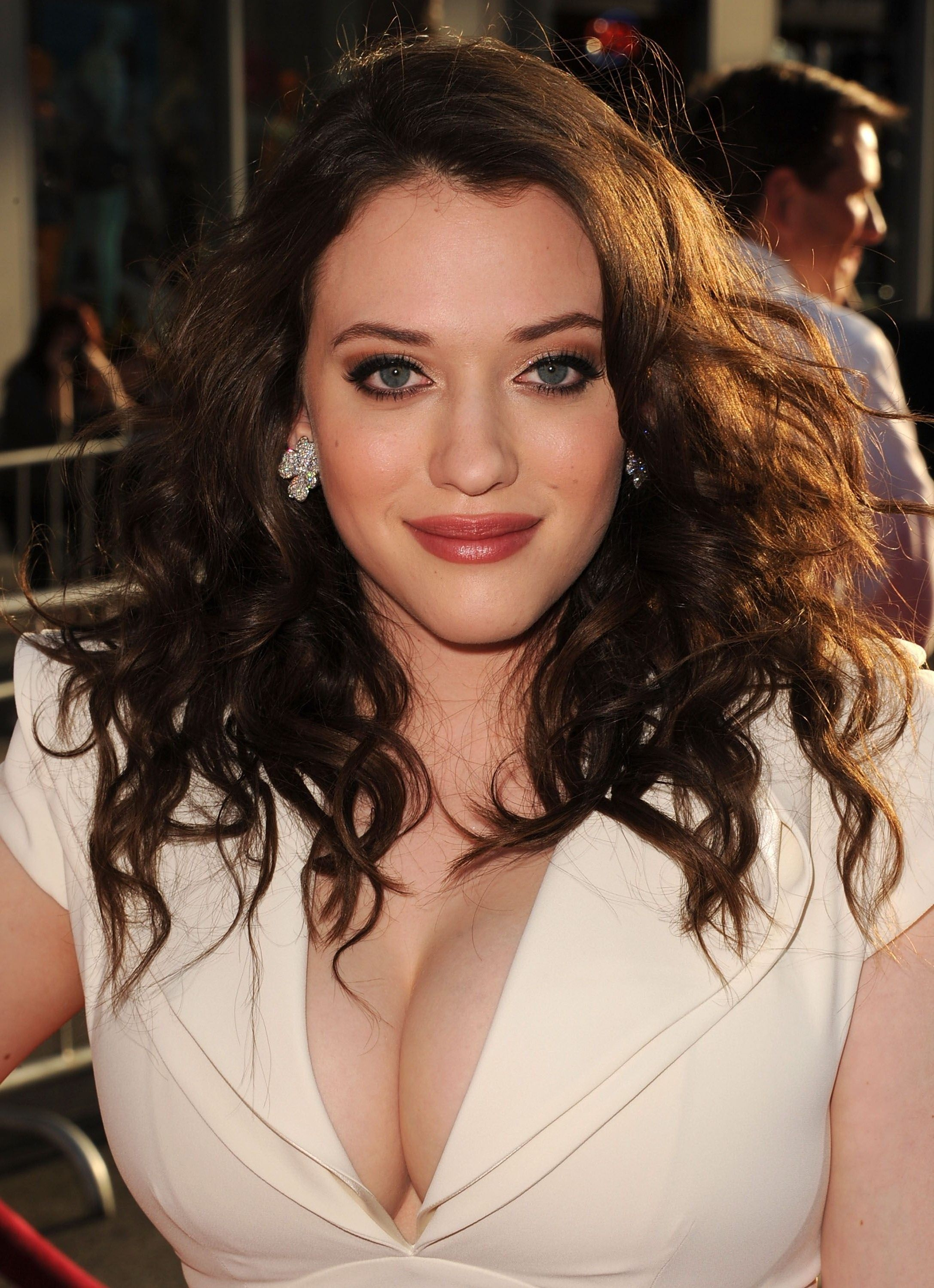 Discussion Hot kat dennings cleavage with you