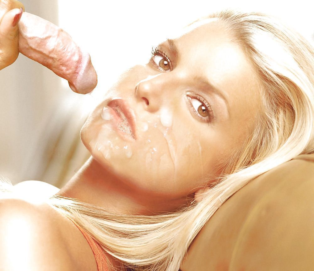Jessica simpson cumshot fakes remarkable, and